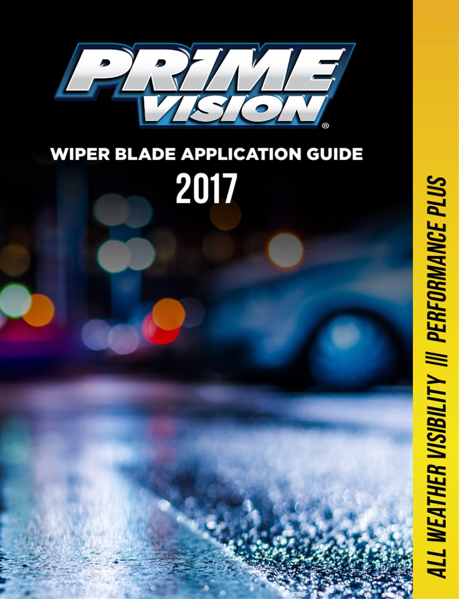 Prime Vision Wiper Blade App Guide 2017 web