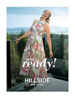 Spring 2020 Lookbook Hillside